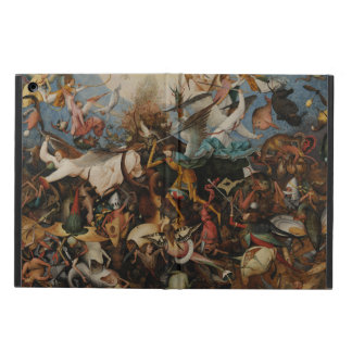 Fall of the Rebel Angels by Pieter Bruegel Case For iPad Air