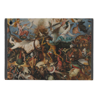 Fall of the Rebel Angels by Pieter Bruegel Cover For iPad Mini