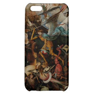 Fall of the Rebel Angels by Pieter Bruegel Cover For iPhone 5C