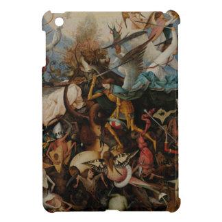 Fall of the Rebel Angels by Pieter Bruegel iPad Mini Cover