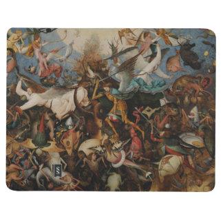 Fall of the Rebel Angels by Pieter Bruegel Journals