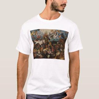 Fall of the Rebel Angels by Pieter Bruegel T-Shirt