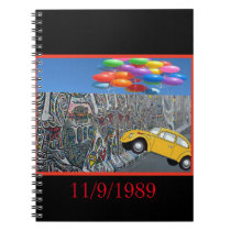 Fall of the Wall ! Notebook