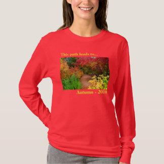 Fall Path T-Shirt