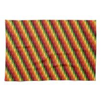 Fall Pattern NO.1: Kitchen Towel
