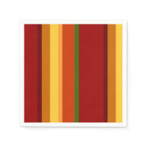 Fall Pattern NO.2: Cocktail Napkins