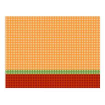 Fall Pattern NO.3: Post Card