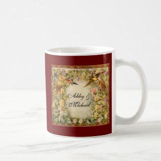Fall pheasants coffee mug
