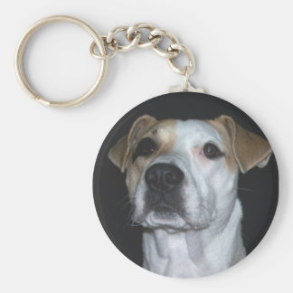 fall-portrait key chain
