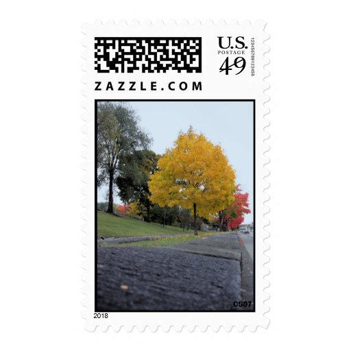 Fall Postage