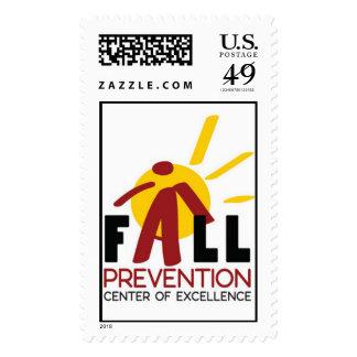 Fall Prevention - logo Stamp