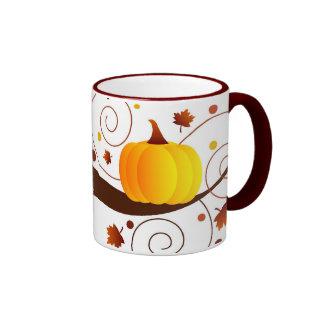 Fall pumpkin - Mug