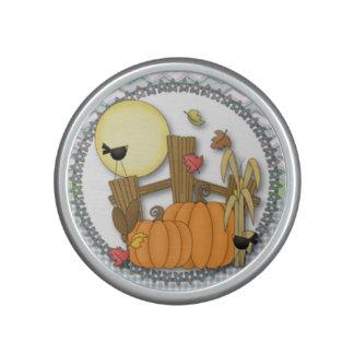 Fall Pumpkin Speaker