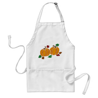 Fall Pumpkins Apron