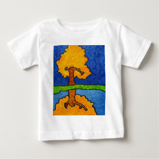Fall Reflections Baby T-Shirt