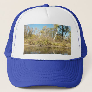 Fall Reflections Trucker Hat