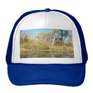 Fall Reflections Trucker Hat