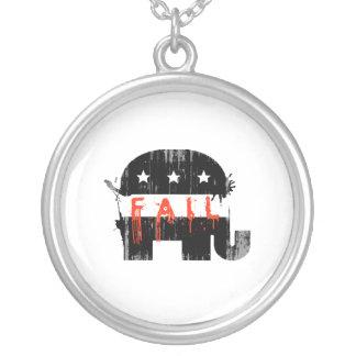 Fall republicano 1 Faded.png Colgante Redondo