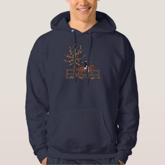 Fall Ride Dressage Hoodie