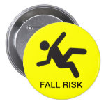 FALL RISK Button