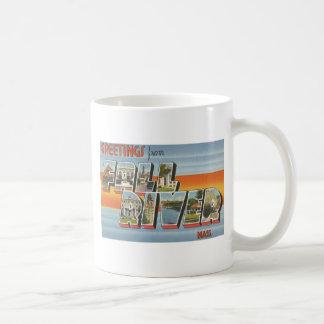 Fall River, MA Coffee Mug