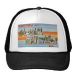 Fall River, MA Trucker Hat