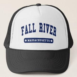 Fall River Massachusetts College Style tee shirts Trucker Hat