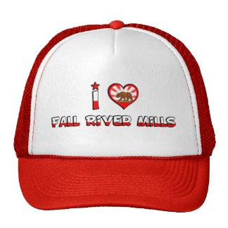Fall River Mills CA Mesh Hat