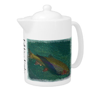Fall River Rainbow Teapot
