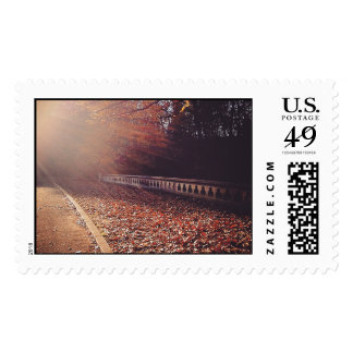 Fall Road Postage