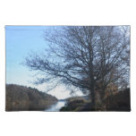 Fall Scene In England Placemats
