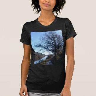 Fall Scene In England Tee Shirt