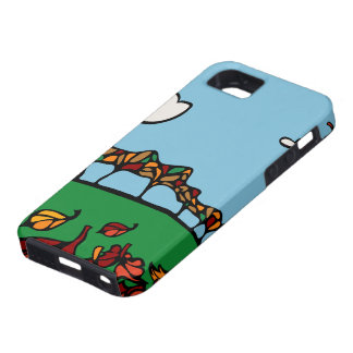 Fall Scene iPhone 5 Cases