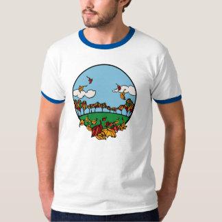 Fall Scene T-Shirt