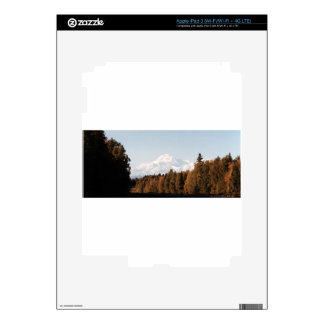 FALL SCENIC PHOTO iPad 3 DECAL