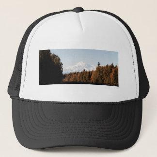 FALL SCENIC PHOTO TRUCKER HAT
