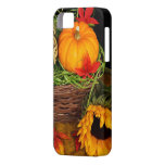 Fall Season Harvest Happy Thanksgiving iPhone 5 Case