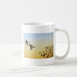 Fall Skies #1 Coffee Mug