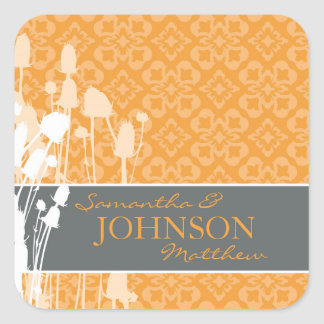 Fall Sophistication Sticker 2