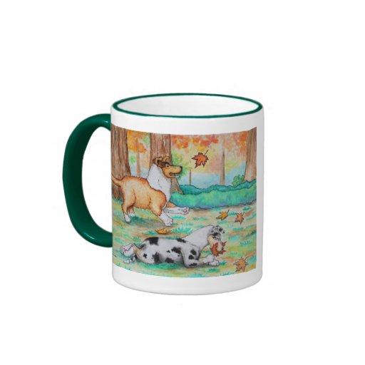 Fall Spirit Coffee Mug