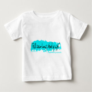 FALL STAND PROVERB XL BABY T-Shirt