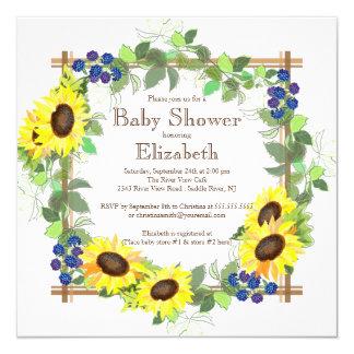 sunflower baby shower gifts sunflower baby shower gift ideas on