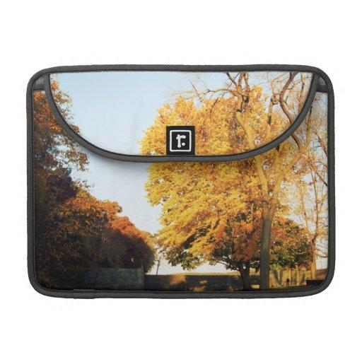 "Fall Sunset 13"" Macbook Pro Sleeve"