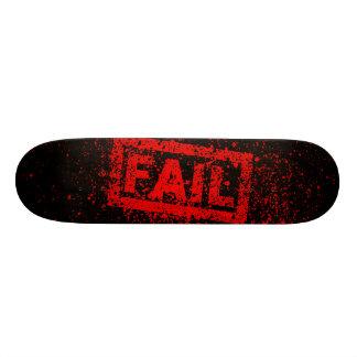 FALL TABLA DE PATINAR