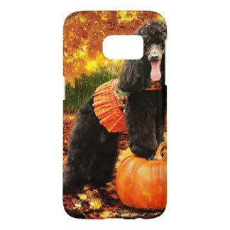 Fall Thanksgiving - Gidget - Poodle Samsung Galaxy S7 Case