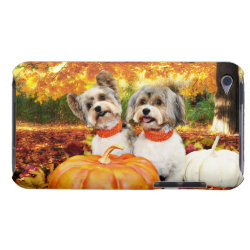 Case-Mate iPod Touch Barely There Case with Yorkshire Terrier Phone Cases design