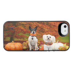 Uncommon iPhone 5/5s Permafrost® Deflector Case with Maltese Phone Cases design
