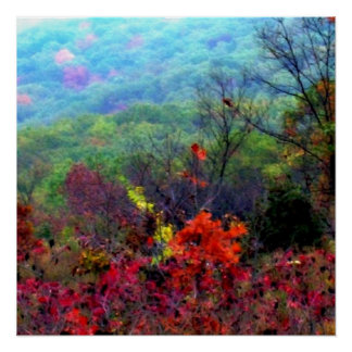 Fall Thanksgiving Photograph Poster Perfect Poster