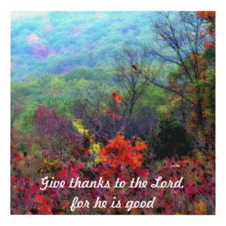 Fall Thanksgiving Photograph Wall Panel Panel Wall Art