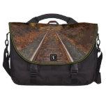 "Fall ""Tracks"" Bag Laptop Messenger Bag"